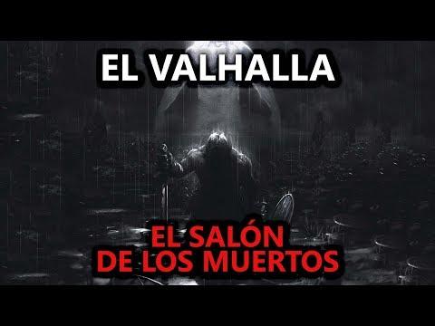 El Valhalla - El Salón de los Muertos - Mitologia Nordica