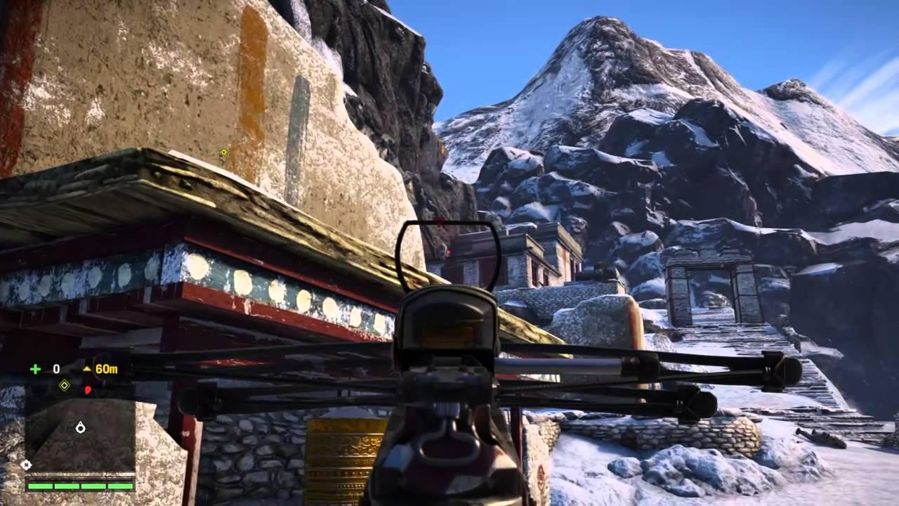 Far Cry® 4 Find And Kill Yuma´s Lieutenant Part 1