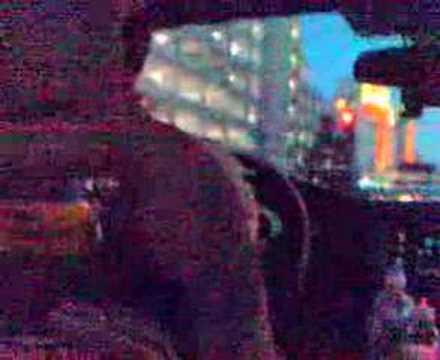 Karaoke in a Taxi - Las Vegas