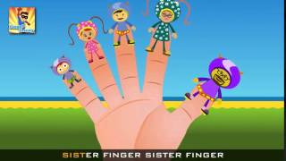 Finger Family Team Umizoomi Finger Family   Finger Family Songs   Finger Family Parody