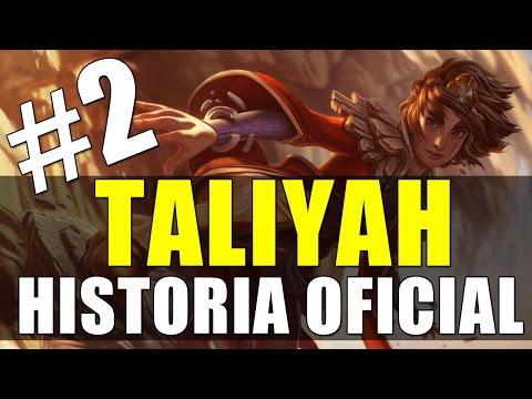 HISTORIA DE TALIYAH [League of Legends] - Parte 2