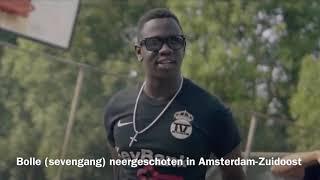 Bolle (Sevengang) neergeschoten in Amsterdam