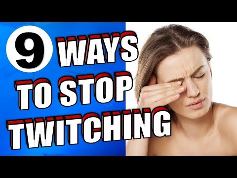 9 Causes & Effective Natural Remedies of Twitching Eyes and Muscles