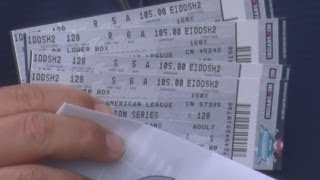 The Cleveland BBB warns about counterfeit Indians tickets