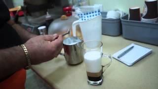 Ирландский кофе с лекёром, видео рецепты,от професионнала!(Видео рецепты,школа поварского искусства! Много других каналов, посвещеных еде, но мой будет отличаться..., 2014-09-29T18:38:16.000Z)