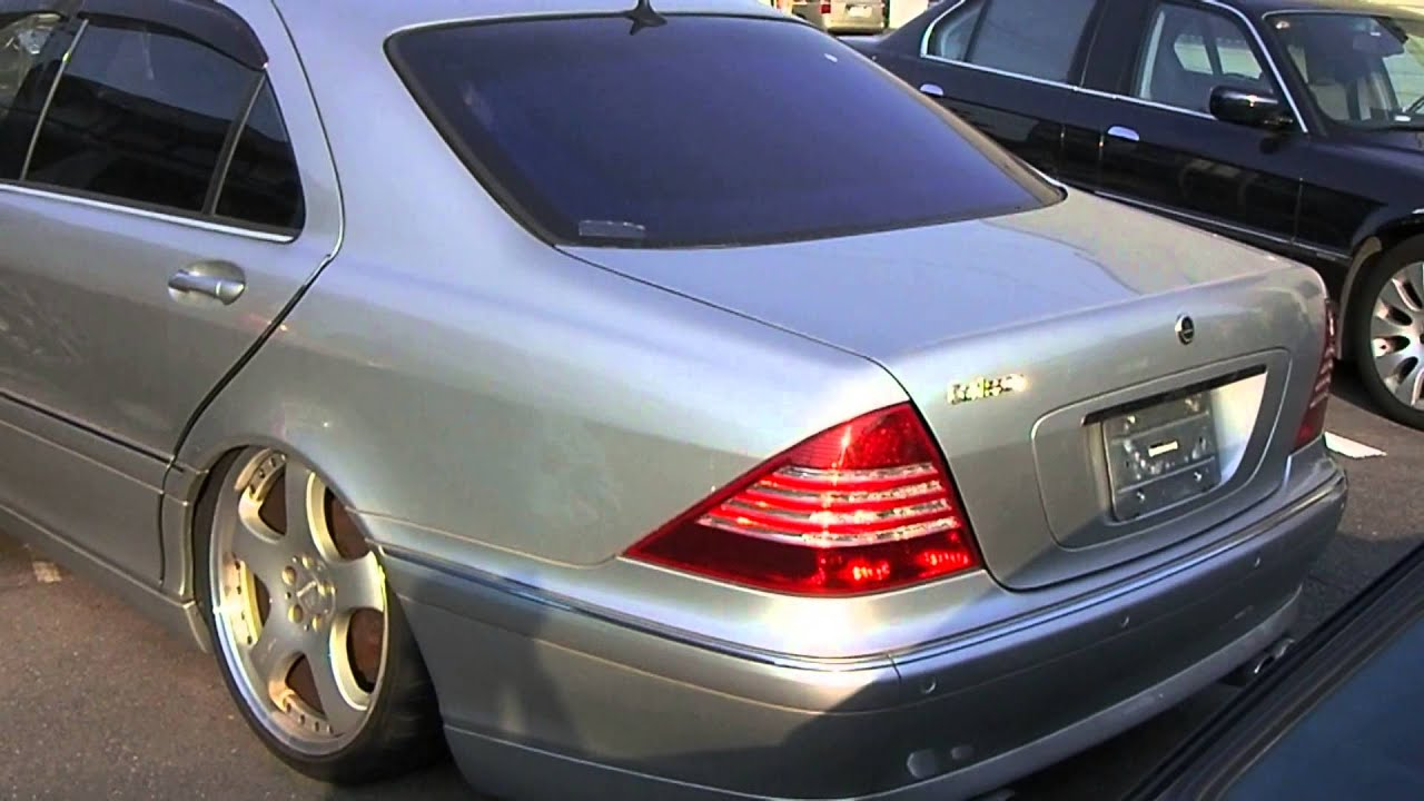 Mercedes W220 S500L Carlsson Body kit   Wheels   Exhaust System for sale in Japan  Giong Cheap