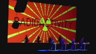 Kraftwerk - Radioactivity @ Luna Park (Argentina) [HQ]