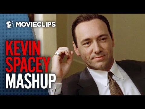 Kevin Spacey, King of Dialogue Mashup - Please Never Stop Talking (2016) HD