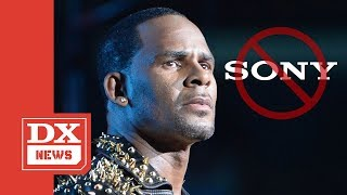 """Sony Music Officially Drops R. Kelly From The Record Label Following """"Surviving R.Kelly"""" Documentary"""