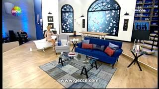 Gülben Ergen Seksi Oturuş Bacak Show