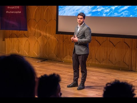 Building Possible Tomorrows by Alexandre Fernandes | Human Capital Forum | Nuqat 2018