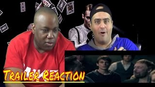 Пиковая дама (The Queen of Spades) Трейлер Reaction