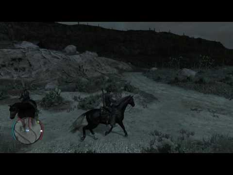 Red Dead Redemption - Who Are You To Judge: Lead Lucy & Jeb's Girl Back To Jeb & Reunite Cutscene