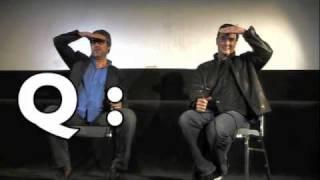 Roxie Q&A w/ Patrick Warburton, Rob Devor