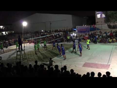Qatar sports-2017; palpa Vs tamu (set -3) final