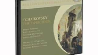 Tchaikovsky The Oprichnik Brilliant Classics 3CD 94390
