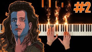 #2 William Wallace's Death [Braveheart] - Top 10 Saddest Movie Deaths (Piano Version)