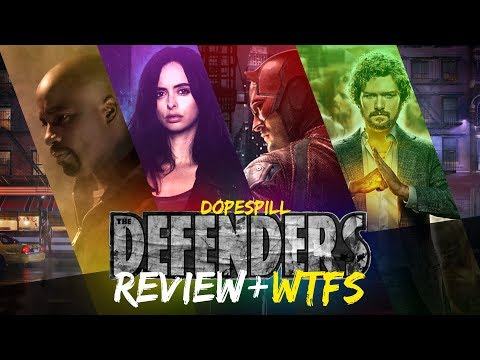 The Defenders Season 1:  Review + Top WTF Moments