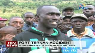 50 confirmed dead in 4am Homeboyz bus crash