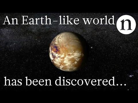 A new planet next door - Hành tinh giống Trái Đất cách 5 năm ánh sáng