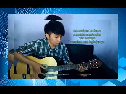 Fingerstyle - Kangen By Dewa 19 ( Nathan Cover)