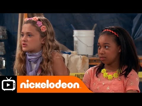 Nicky, Ricky, Dicky & Dawn | Ice Dancing | Nickelodeon UK