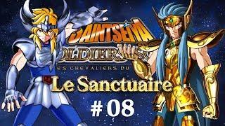 Saint Seiya Soldiers' Soul - Le Sanctuaire - Episode 8