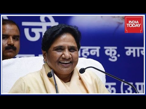 BSP Chief Mayawati Speaks Out On Uttar Pradesh Polls