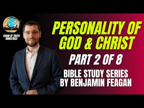 PILLARS OF THE FAITH | The Personality of God & Christ - Who is God? Who is Jesus?