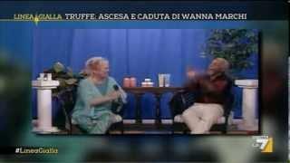 Linea Gialla - Storia Dell'inchiesta Di Wanna Marchi  04/02/2014