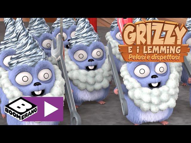 Dentro una favola | Grizzy e i Lemming | Boomerang Italia
