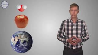 Естествознание 5 кл Делимость вещества  Молекулы, атомы, ионы