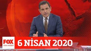 Türkiye'de salgının bilançosu ağırlaşıyor... 6 Nisan 2020 Fatih Portakal ile FOX Ana Haber
