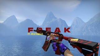 Freak - A CSGO Fragmovie ft. Deathmaker