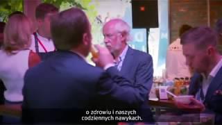 Biedronka na Forum Ekonomicznym w Krynicy-Zdrój 2018.