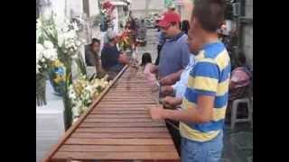 Dia de los Santos Marimba Xajla JACALTENANGO, HUEHUETENANGO, GUATEMALA