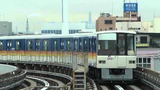 横浜新都市交通1000形 普通 金沢シーサイドライン