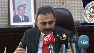 Çorum Belediye Başkanı Muzaffer Külcü İstifa Etti