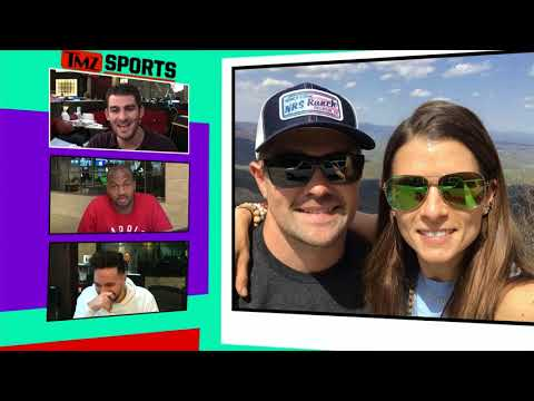 Aaron Rodgers and Danica Patrick Kissing on Romantic Mexico Vacation | TMZ Sports