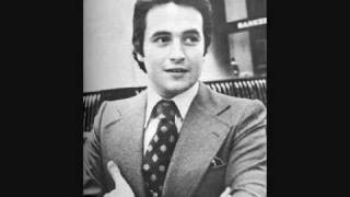 The young José Carreras. Dolente immagine di Fille mia. V. Bellini.