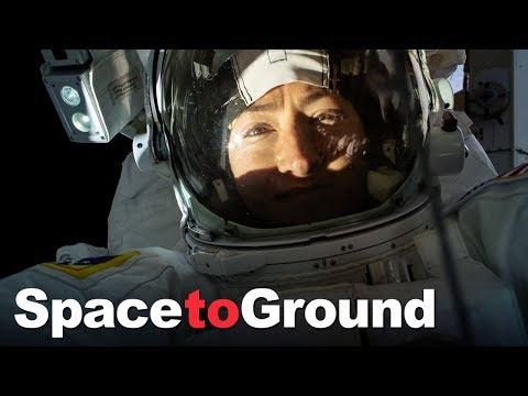 Space to Ground: Marathon Mission: 04/19/2019
