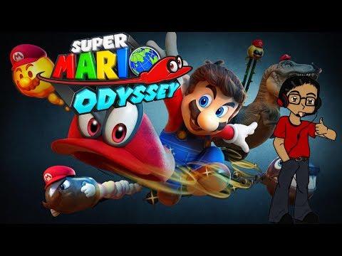 Super Mario Odyssey Food World Moons