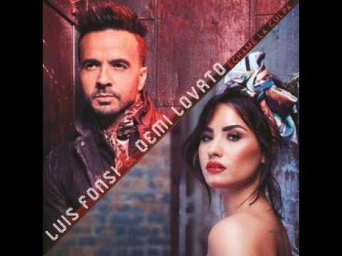 Luis Fonsi ft. Demi Lovato Échame La Culpa (audio)