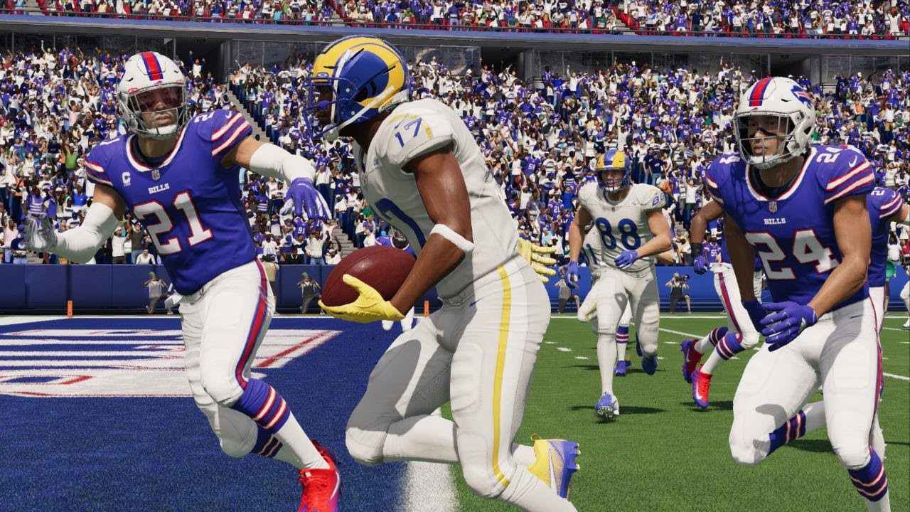 Rams beat Colts 27-24 in NFL Week 2 action