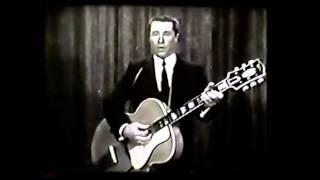 George Gobel - comedian (1957)