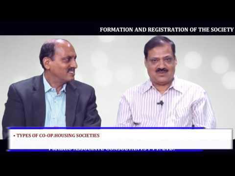 FORMATION AND REGISTRATION OF THE CO-OPERATIVE HOUSING SOCIETY - Episode -1