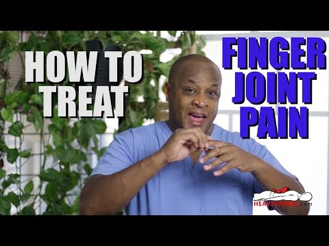 Finger Joint Pain Treatment