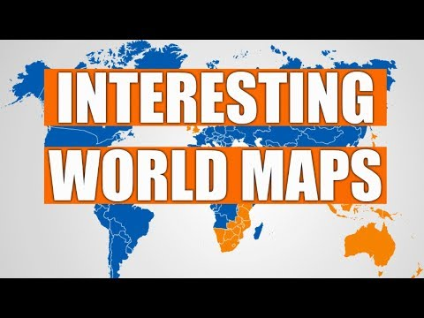 Interesting Maps You Maybe Haven't Seen!