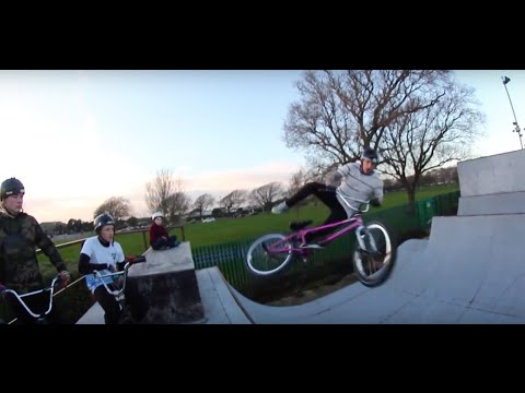 Mark Webb and Tom Justice Another day of riding