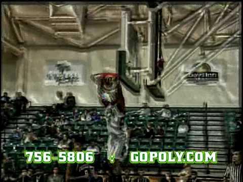2009-10 Cal Poly Basketball Promo